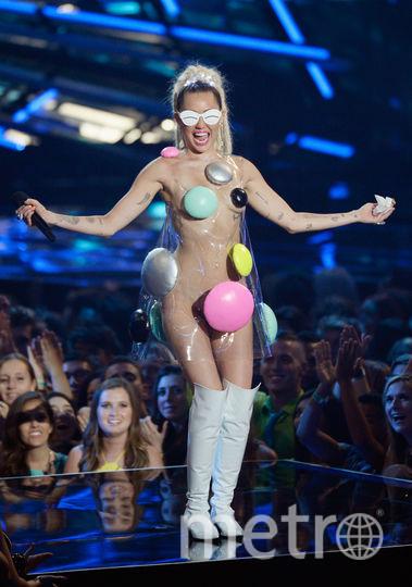 Майли Сайрус 23: самые скандальные образы певицы. Фото Getty