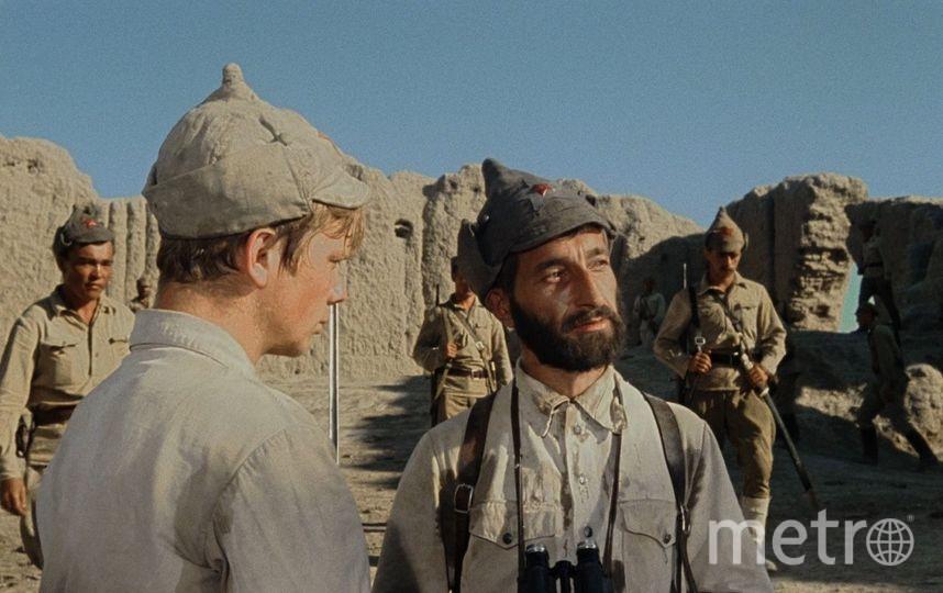 "Кадр из фильма ""Белое солнце пустыни"". Фото kinopoisk.ru"