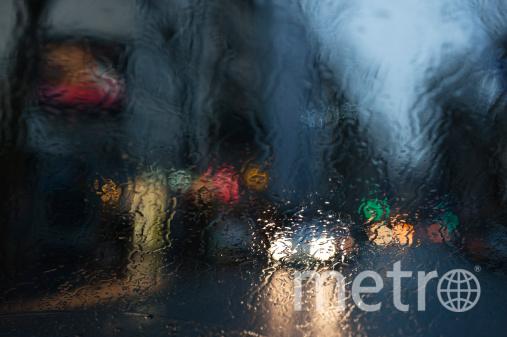 В Петербурге ветер и дождь. Фото Getty