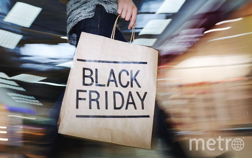 В «чёрную пятницу» многие люди берут выходной, чтобы оказаться в магазине раньше всех. Фото  pressfoto