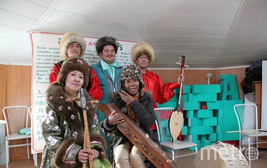 Участница легендарной группы обещала вернуться в хакасский заповедник. Фото фото из группы «Улуг Хуртуях Тас» во «ВКонтакте»