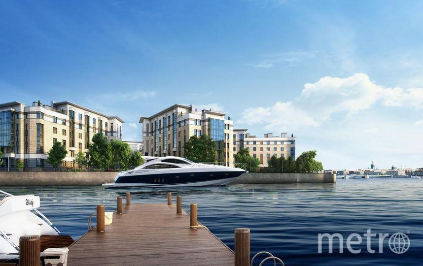 Составлен топ петербургских домов у воды. Фото Фото взято из открытых источников.