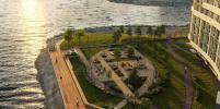 Составлен топ петербургских домов у воды