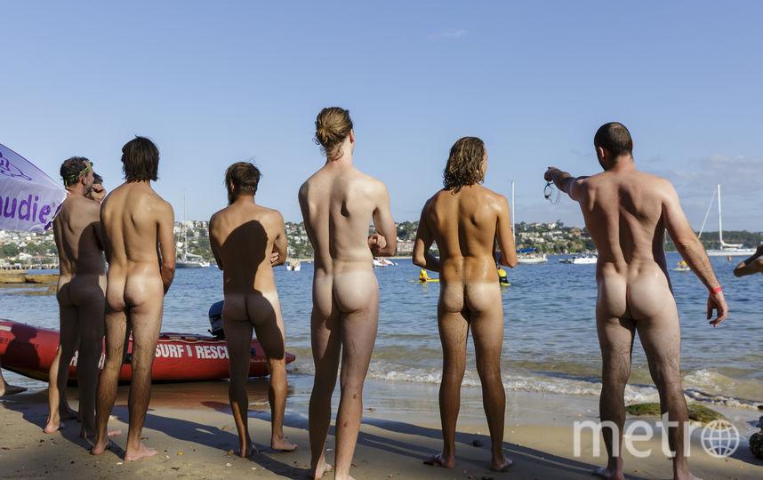 Нудистский пляж. Фото Getty