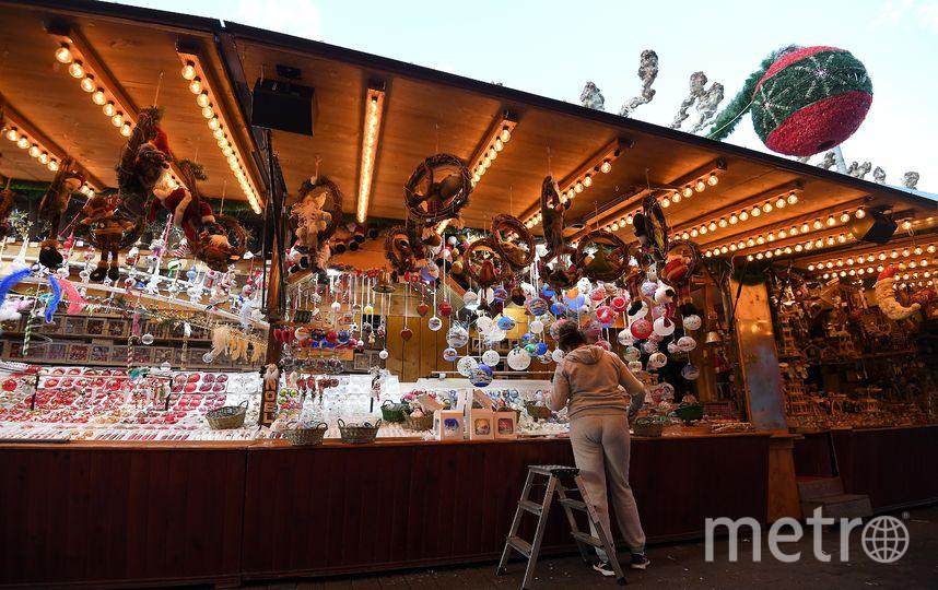 Страсбург, Франция. Фото AFP