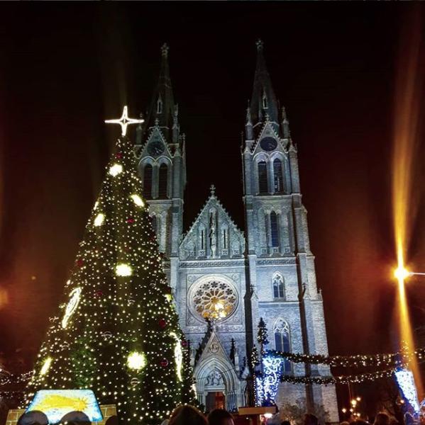 Прага, Чехия. Фото Скриншот instagram.com/prague_guide_ulitravel/.