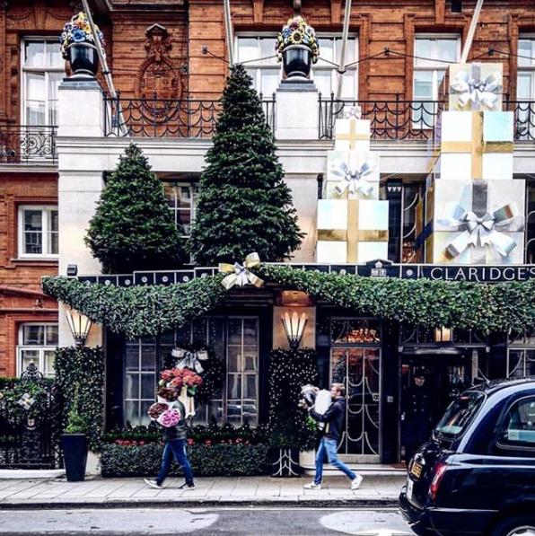 Лондон, Великобритания. Фото Скриншот instagram.com/ladyathenaconstantinou/.