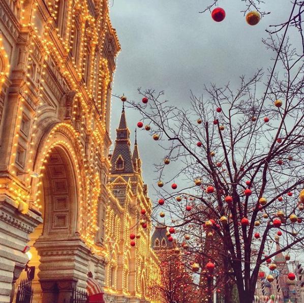 Москва, Россия. Фото Скриншот instagram.com/solovyeva_marina/?hl=ru