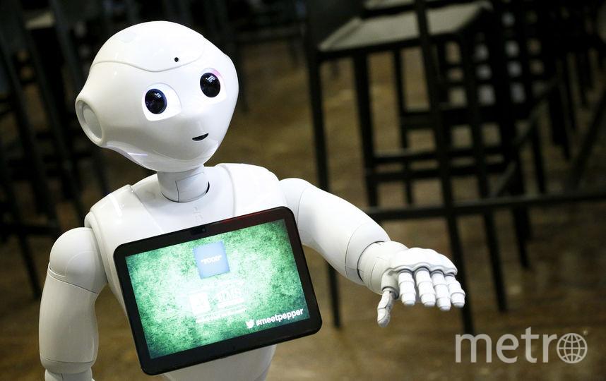 Робот. Фото Getty