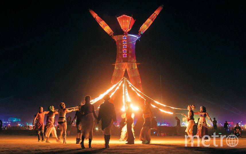 Moscow Burning Man Decompression. Фото Предоставлено организаторами