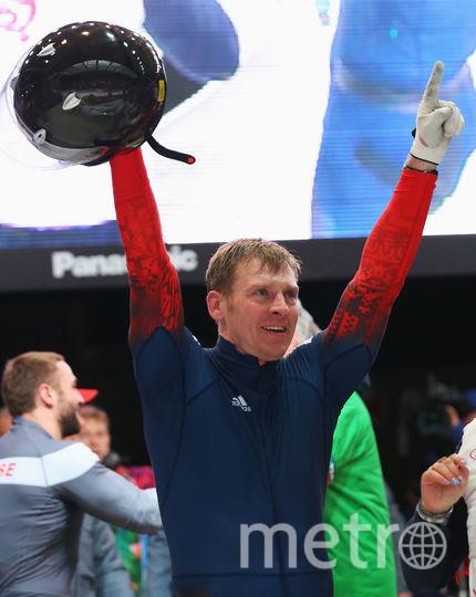 Александр Зубков лишён золота Олимпиады-2014. Фото Getty