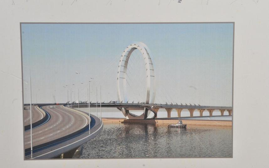 Один из проектов Серного моста. Фото КРТИ.