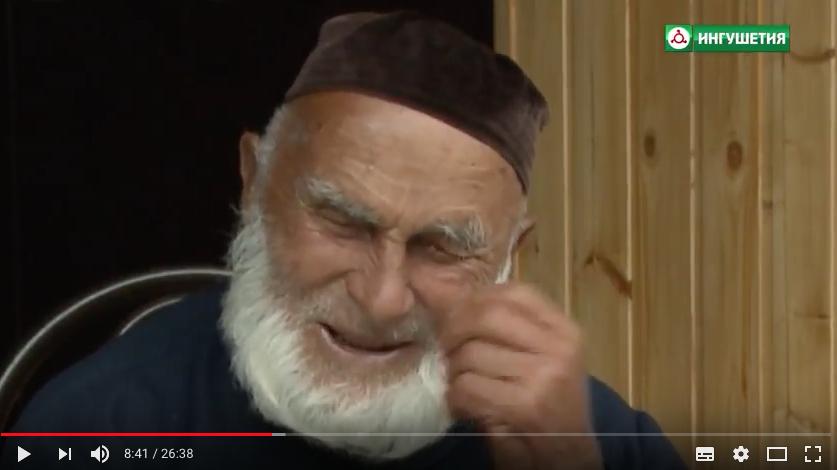 Аппаз Илиев. Фото скриншот https://www.youtube.com/watch?v=QuW0U-Jau-o