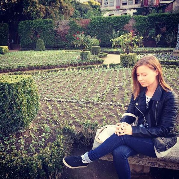 Юлия Савичева. Фото скриншот https://www.instagram.com/yuliasavicheva/?hl=ru.
