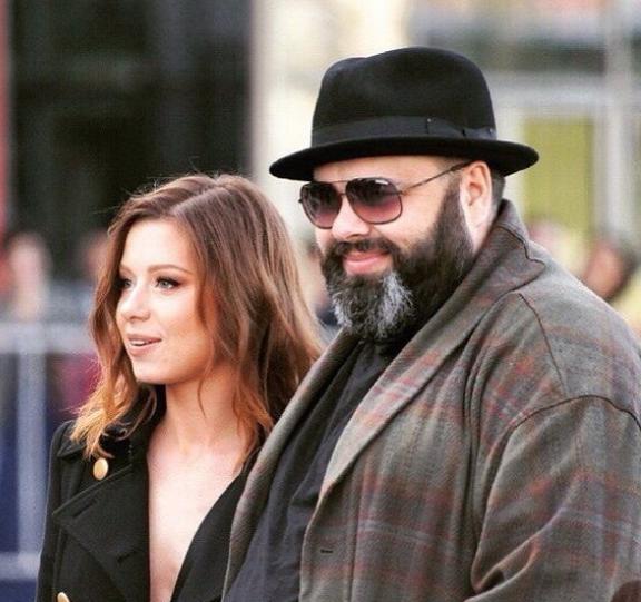 Юлия Савичева и Максим Фадеев. Фото скриншот https://www.instagram.com/yuliasavicheva/?hl=ru.