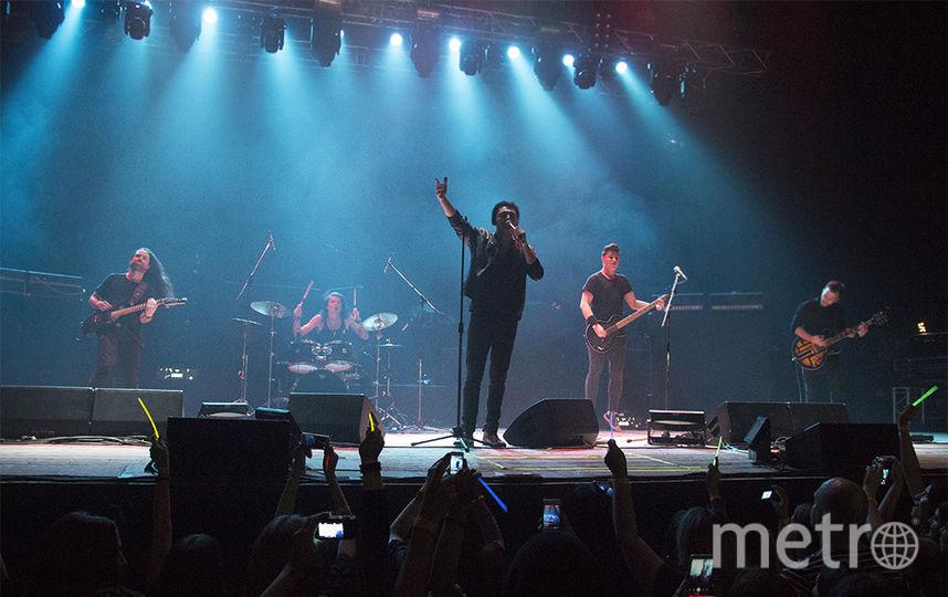 Американская группа Michael Night.