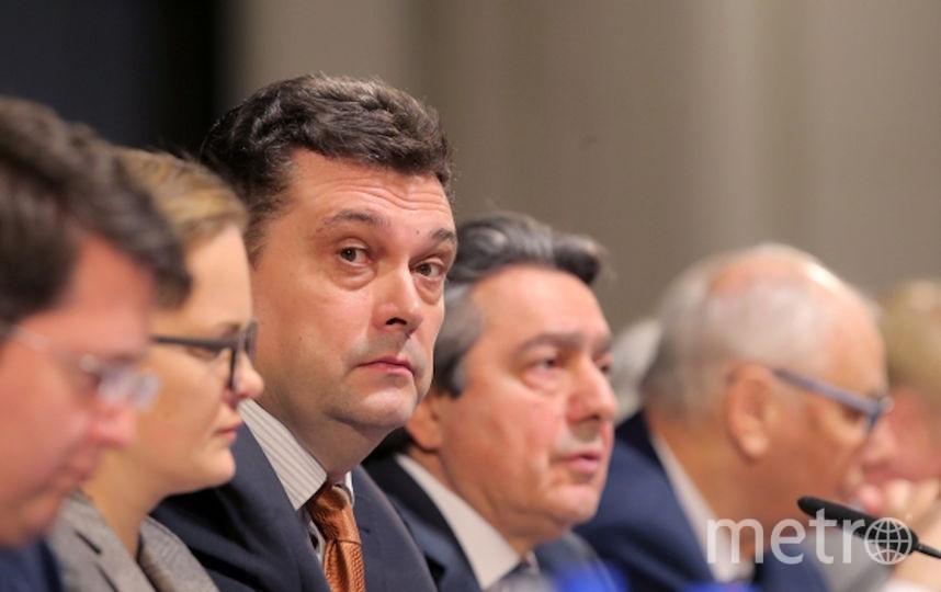 Владимир Соловьёв. Фото РИА Новости