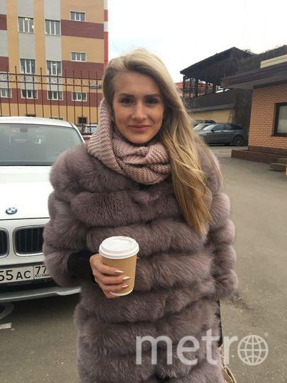 "Алина Беседина. Фото Василий Кузьмичёнок, ""Metro"""