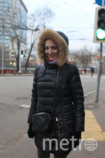 "Мария Петрова. Фото Василий Кузьмичёнок, ""Metro"""