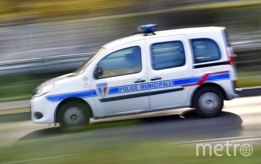 Французская полиция. Фото AFP
