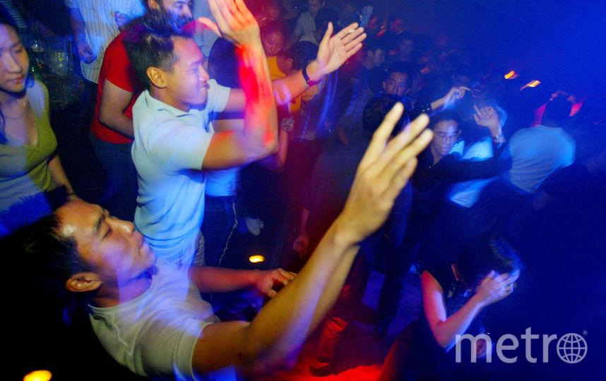Ночной клуб | Жанровое фото. Фото Getty