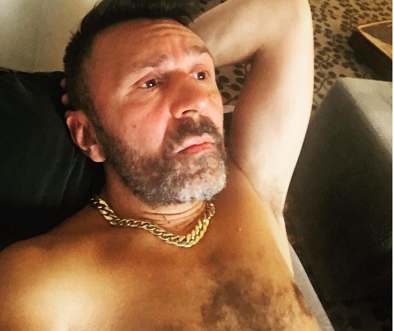 Сергей Шнуров - фотоархив.