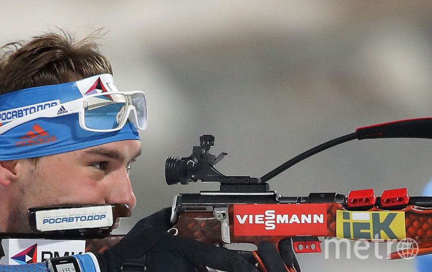 Антон Шипулин пытался спасти команду в смешанной эстафете, но не смог. Фото Getty