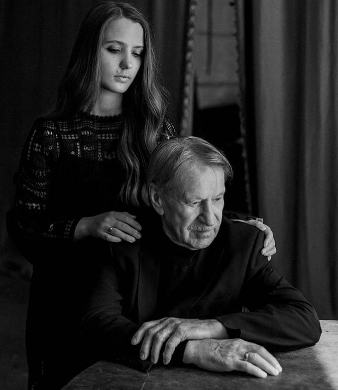 Иван Краско и Наталья Шевель - фотоархив.