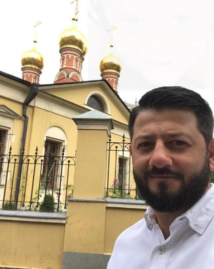 Михаил Галустян. Фото www.instagram.com/m_galustyan