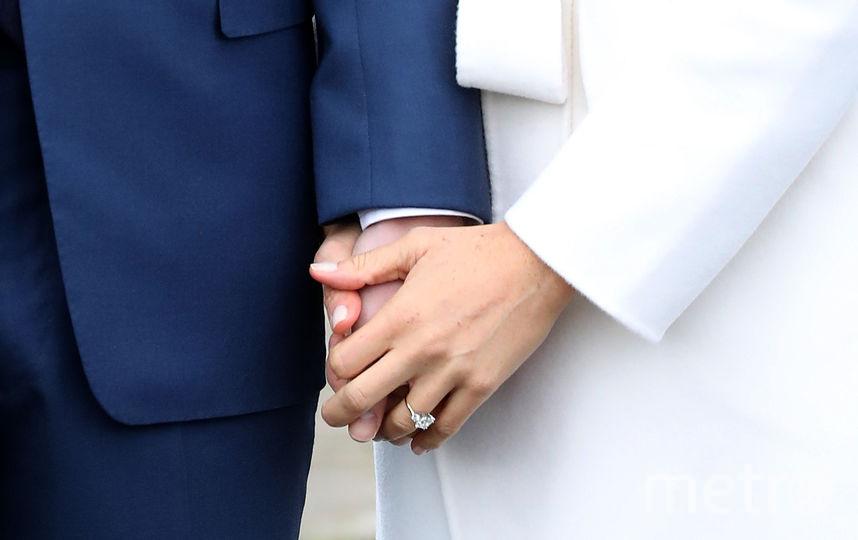 Помолвочное кольцо. Фото Getty