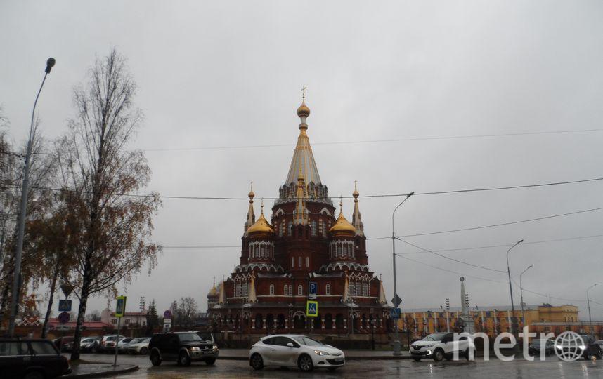 Православный храм Приход Свято-Михайловского собора г. Ижевска.