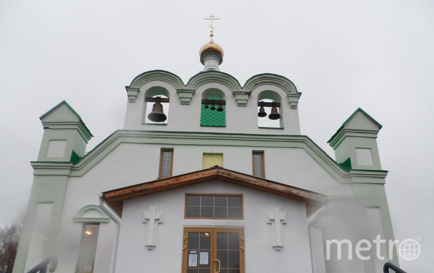 Храм Святой Троицы, построенный на гонорары бурановских бабушек.