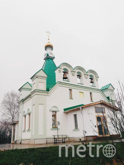 Храм Святой Троицы, построенный на гонорары бурановских бабушек. Фото Getty