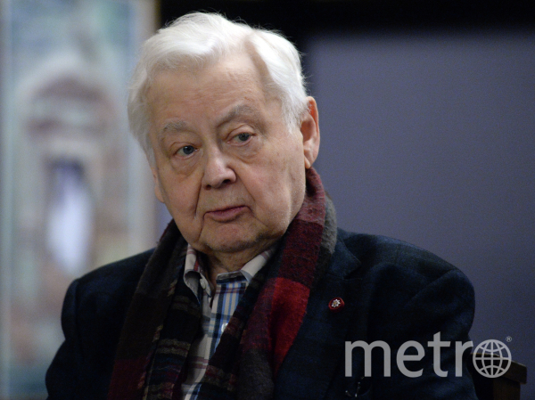 Олег Табаков. Фото РИА Новости