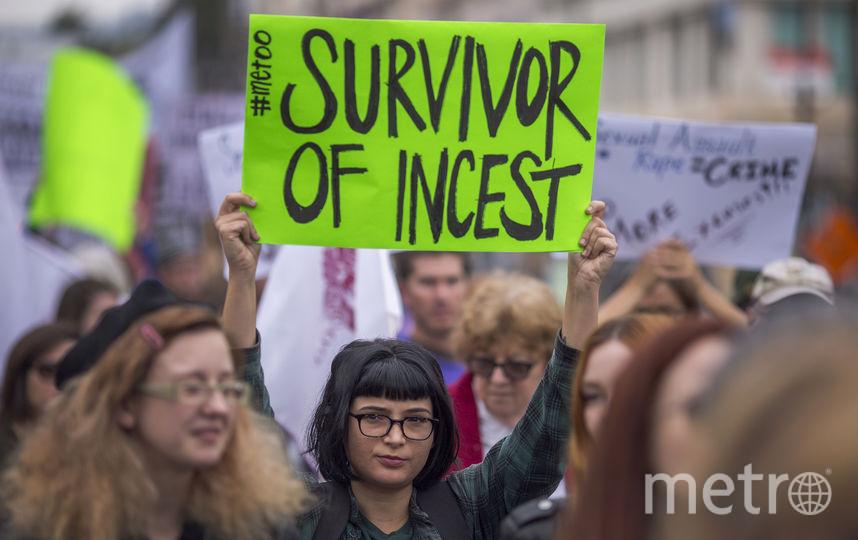25 ноября отмечался Международный день борьбы за ликвидацию насилия в отношении женщин. Фото Getty