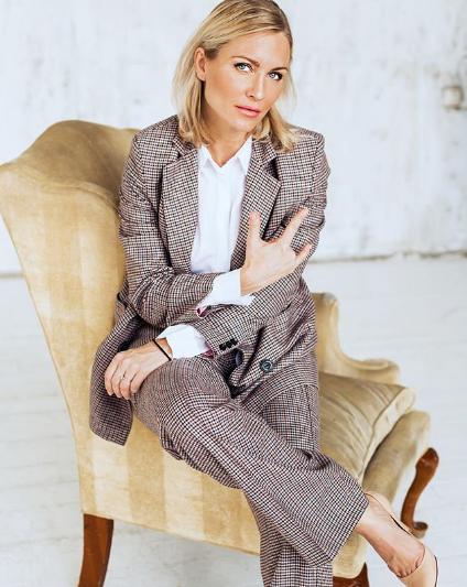 Екатерина Гордон. Фото www.instagram.com/katyagordon