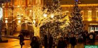 Стала известна программа празднования Нового года в Москве