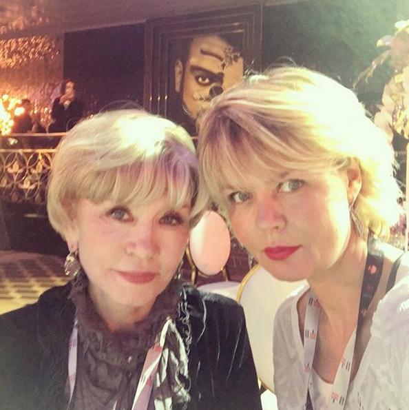 Вера Алентова и Юлия Меньшова сейчас, 2017. Фото Скриншот Instagram: juliavmenshova