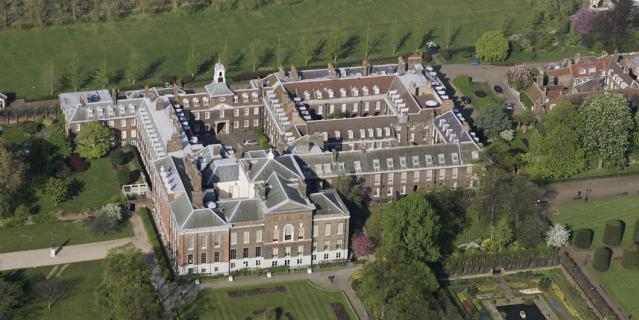 Кенсингтонский дворец.