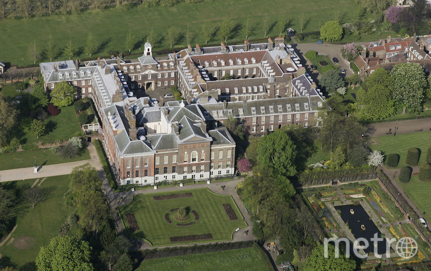 Кенсингтонский дворец. Фото Getty