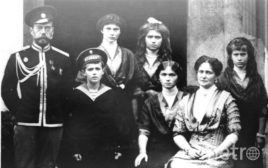 Семья императора, 1915 год. Фото ИТАР-ТАСС | Архив