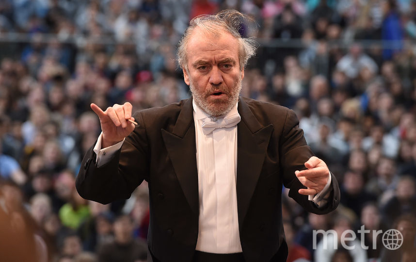 Валерий Гергиев. Фото Getty
