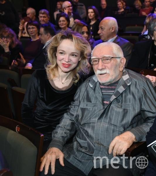 Виталина Цымбалюк-Романовская и Армен Джигарханян. Фото РИА Новости