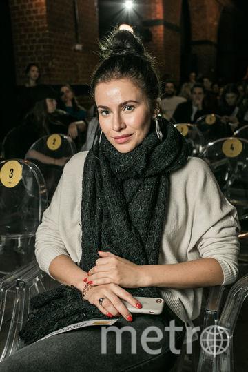 Тата Бондарчук. Фото Предоставлено организаторами мероприятия.