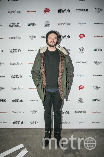 Григорий Добрыгин. Фото Предоставлено организаторами мероприятия.