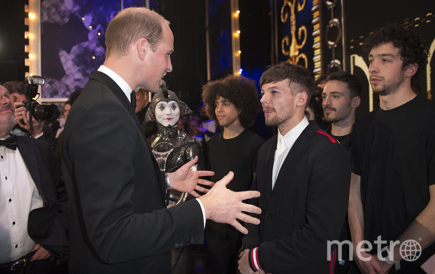 Принц Уильям рад, что его младший брат женится. Фото Getty