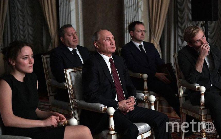 """После кремлевского кинозала """"Легенда о Коловрате"""" выходит на широкий экран. Фото http://kremlin.ru/"""