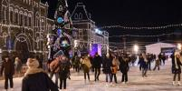 На Красной площади заработали каток и ярмарка