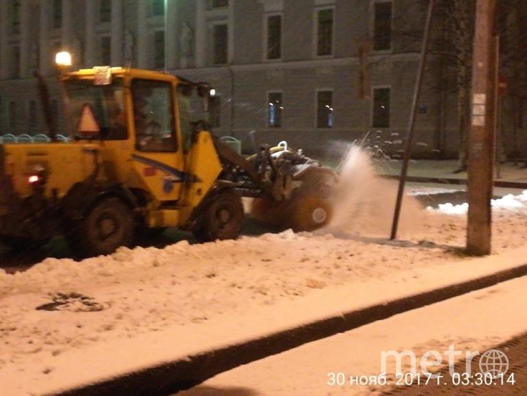 Снег ждем вчетверг— Главный синоптик Петербурга