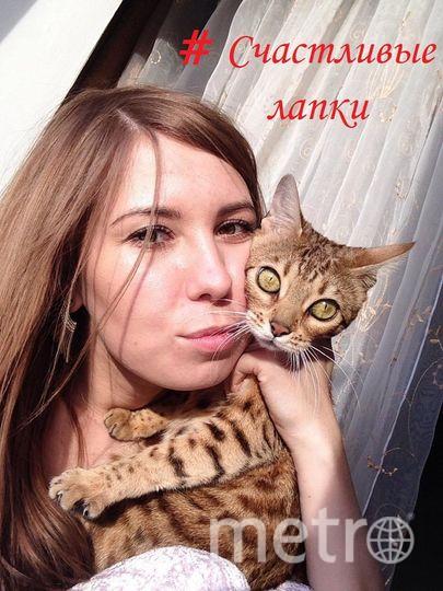 Ксения Васыловна. В нашем доме живет 2 кошечки бенгал Ария и черепашка Иена.